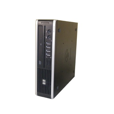 Windows7 中古パソコン ウルトラスリム HP compaq 8000 Elite US (WB091PA#ABJ) Core2Duo-E8500 3.16GHz/2GB/160GB...