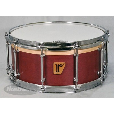 "riddim Custom. Maple 15ply 14""×6.5"" [Wine Red / Natural Maple (Outer), Natural Maple (Inner)] (Made..."