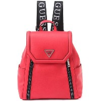 ゲス GUESS URBAN SPORT SAVOY BACKPACK (RED) レディース