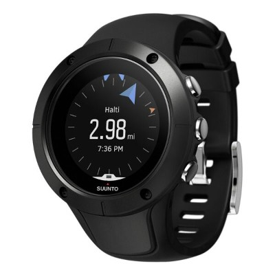 SUUNTO(スント) 【国内正規品】SPARTAN TRAINER WRIST HR BLACK SS022668000