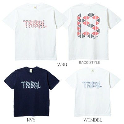 LUZ e SOMBRA/ルースイソンブラ Tシャツ TRIBAL ONE T-SHIRT O1912022