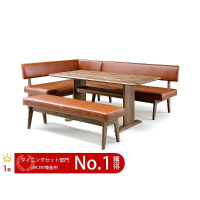 34%OFF [4点セット] GREEN home style YUZU SOFA LD TABLE + LD CHAIR A + LD CHAIR B[L] + LD BENCH (グリーン ユズ...