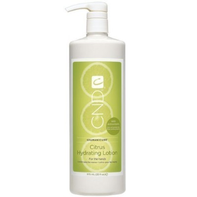 CND Citrus Hydrating Lotion - 33 oz by Jubujub [並行輸入品]