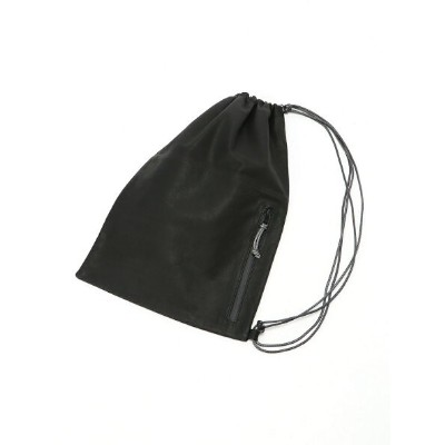OUT LEATHER OUT LEATHER/(U)SHOULDER BAG TYPE1 ダマスキーナ バッグ ショルダーバッグ ブラック【送料無料】