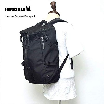Lenore Capsule Backpack [カラー:Black] [容量27L] #11003