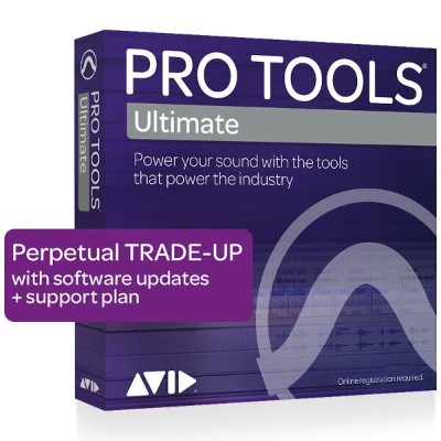 Avid/Pro Tools | Ultimate Perpetual License TRADE-UP from Pro Tools【オンライン納品】
