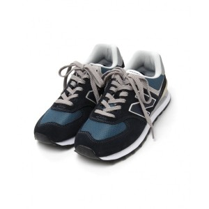 【New Balance】ML574/Women ネイビー