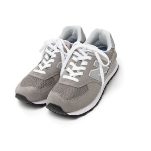 【New Balance】ML574/Women グレー