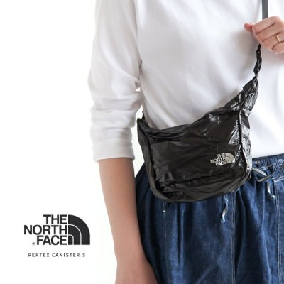 ◇[NM91905] THE NORTH FACE(ザ・ノースフェイス) PERTEX CANISTER S(パーテックスキャニスター/バッグ)【メール便対応可】WG