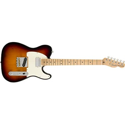 Fender エレキギター American Performer Telecaster® with Humbucking, Maple Fingerboard, 3-Color Sunburst