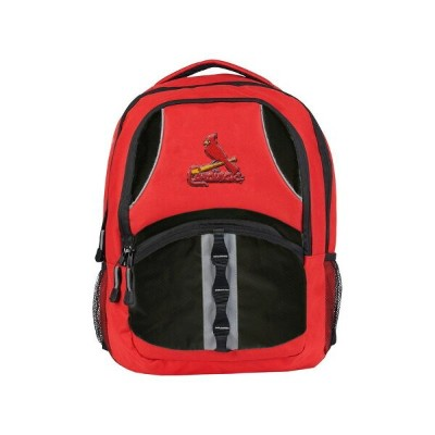 MLB メンズ バックパック・リュックサック バッグ Captain Backpack St. Louis Cardinals
