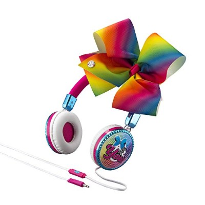 (Pink) - Jojo Siwa Fashion Headphones