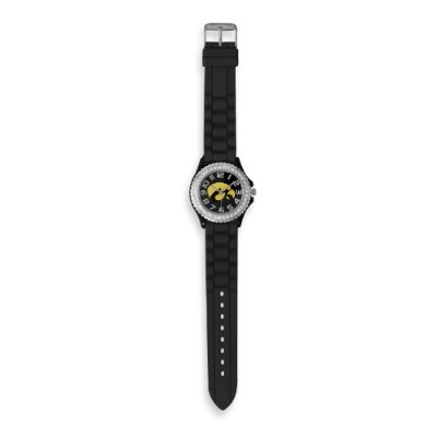 Collegiate Licensed University of Iowa Ladies ' Fashion Watch