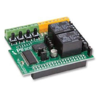 PIFACE DIGITAL 2 I/O EXPANSION BOARD FOR RASPBERRY PI B+