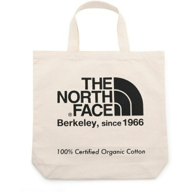 ADAM ET ROPE' FEMME 【THE NORTH FACE】TNF ORGANIC COTTON TOTE アダムエロペ バッグ