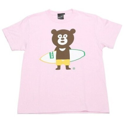 BEAMS T 【SPECIAL PRICE】BEAMS T / Surfboard Bear Tee ビームスT カットソー