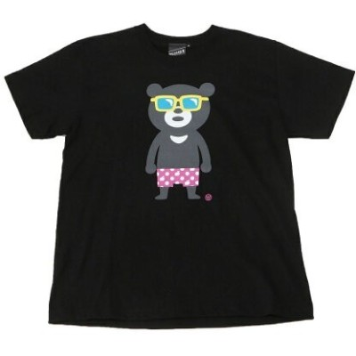 BEAMS T 【SPECIAL PRICE】BEAMS T / Sunglass Bear Tee ビームスT カットソー
