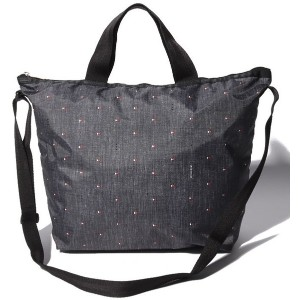 LeSportsac EASY CARRY TOTE/キスキス