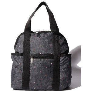 LeSportsac DOUBLE TROUBLE BACKPACK/キスキス