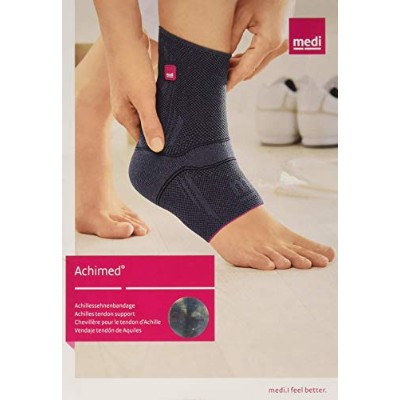 Corflex Achimed Achilles Support Grey/Black SIZE (2) SMALL by MEDI USA