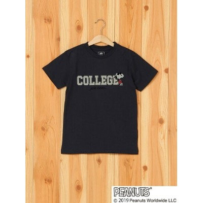 【SALE/30%OFF】(K)SNOOPY-T(COLLEGE) クリフメイヤー カットソー【RBA_S】【RBA_E】