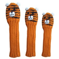 Sunfish Animal Headcover Collection Tiger Headcovers【ゴルフ アクセサリー>ヘッドカバー】