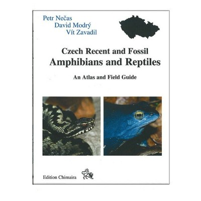 Czech Recent And Fossil Amphibians And Reptiles ・ チェコの両生類と爬虫類 ECOユニバース(エコユニバース)
