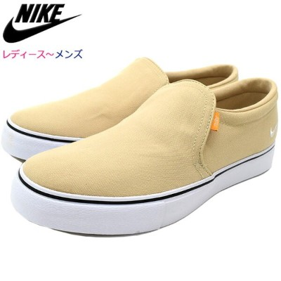 ナイキ NIKE スニーカー レディース & メンズ コート ロイヤル AC SLP Desert Ore/White/Gum Light Brown ( nike COURT ROYALE AC...