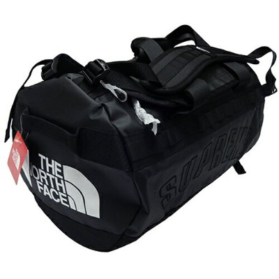 Supreme (シュプリーム) × THE NORTH FACE (ノースフェイス) SMALL BASE CAMP DUFFLE BAG 【NM81946】