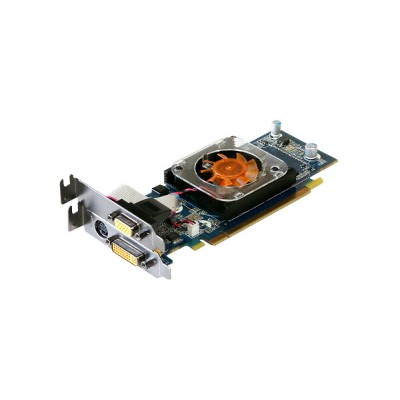 ZOTAC GeForce 8400GS 256MB DVI/VGA/TV-out PCI-Express x16 188-01N39-01AZT LowProfile【中古】【送料無料セール中! ...