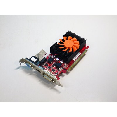 Palit GeForce GT430 1GB PCI Express2.0 x16 VGA/DVI/HDMI NEAT4300FHD01-N1081【中古】