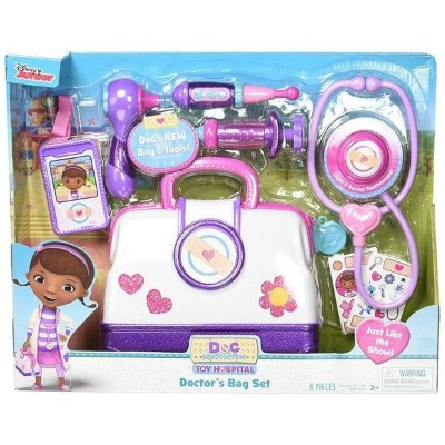 ドックはおもちゃドクター Doc McStuffins Hospital Doctor's Bag Set