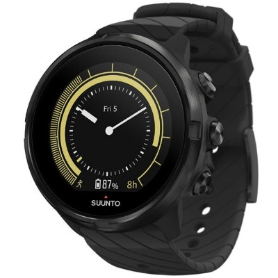 【送料無料】スント SUUNTO 9 G1 ALL BLACK SMU SS050257000 BLACK