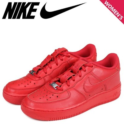 NIKE ナイキ エアフォース1 スニーカー レディース AIR FORCE 1 LOW GS INDEPENDENCE DAY PACK レッド 赤 AR0688-600