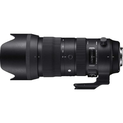 SIGMA シグマ 70-200mm F2.8 DG OS HSM (S) ニコン 大口径望遠ズームレンズ