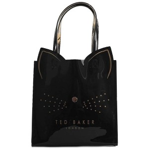 【SALE 19%OFF】テッドベーカー TED BAKER CAT SMALL ICON BAG (BLACK) レディース