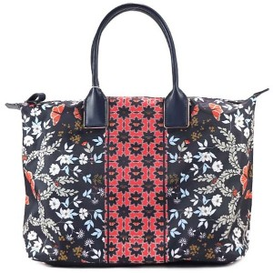 【SALE 20%OFF】テッドベーカー TED BAKER KYOTO CARDENS LARGE TOTE (MID BLUE) レディース