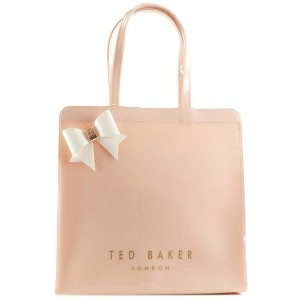 【SALE 20%OFF】テッドベーカー TED BAKER LARGE BOW ICON BAG (LT-PINK) レディース