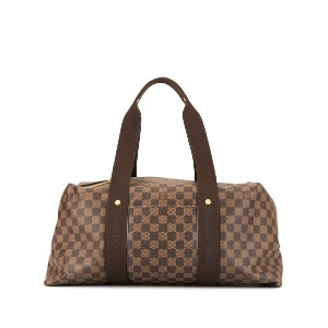 LOUIS VUITTON PRE-OWNED Weekender MM ボストンバッグ - ブラウン