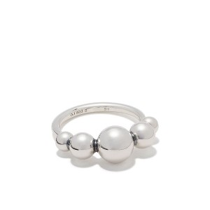 Georg Jensen Moonlight Grapes リング - SILVER