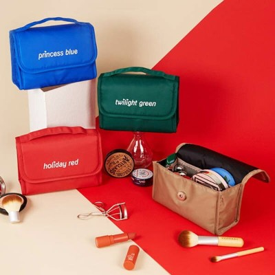 【10%OFFクーポン付】化粧ポーチ Funnymade COLOR COLLECTOR POUCH SQUARE コスメポーチ メイクポーチ メイクケース ポーチ コスメバッグ 通帳入れ...