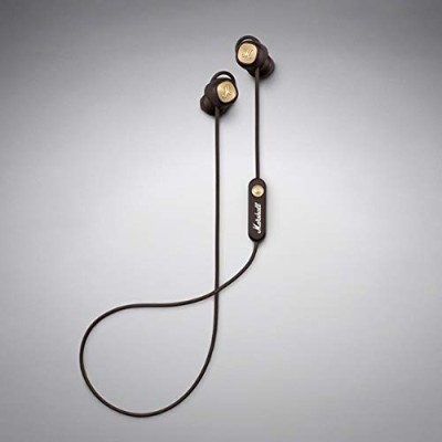 Marshall Headphones MINOR II BLUETOOTH BROWN BLUETOOTHイヤホン マーシャルヘッドフォンズ