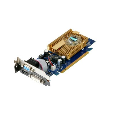 Galaxy Microsystems GeForce 9400GT 512MB DVI-I/HDMI/VGA PCI Express 2.0 x16 LowProfile GF P94GT-LP...