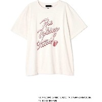 【SALE 40%OFF】The Rolling StonesプリントTシャツ ホワイト