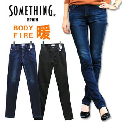 ≪30%OFF&送料無料≫SOMETHING BODY FIRE SKINNY TIGHT FIT MID RISE JEANS SW366 / サムシング ボディファイア スキニー タイトフィット...