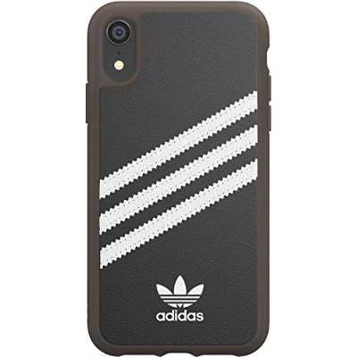 adidas 34299 OR Moulded case SAMBA Gumsole SS19 black/white 〔iPhone XR用〕