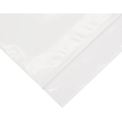 Aviditi PB3558 Poly Reclosable Bag, 12 Length x 3 Width, 2 mil Thick, Clear (Case of 1000) by...