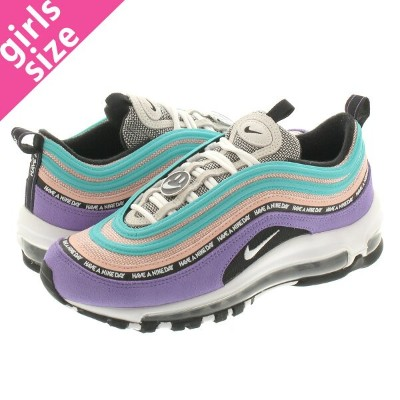 NIKE AIR MAX 97 SE GS 【HAVE A NIKE DAY】 ナイキ エア マックス 97 SE GS SPACE PURPLE/WHITE/BLACK 923288-500