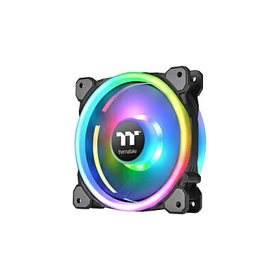 Thermaltake(サーマルテイク) Riing Trio PLUS 14 RGB Radiator Fan TT Premium Edition -3Pack- CLF077PL14SWA