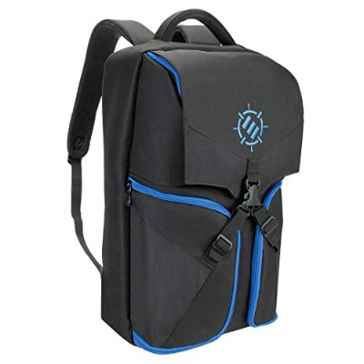ENHANCE ゲーム機、ノートパソコン用バックパック ENHANCE Gaming Backpack PS4 Pro・Xbox One・VRシステム・ノートパソコン コントローラー、ヘッドセット...